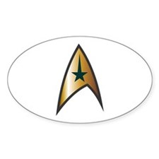 Star Trek Insignia Decal