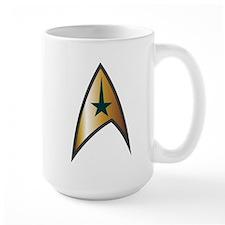 Star Trek Insignia Mug