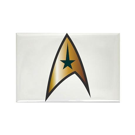 Star Trek Insignia Rectangle Magnet (100 pack)