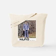 Hung Tote Bag