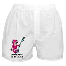 Little Devil Boxer Shorts