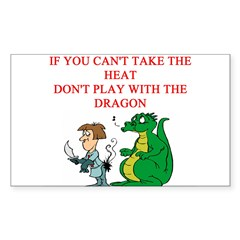 dragon joke Decal