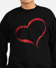 Heart Sweatshirt (dark)