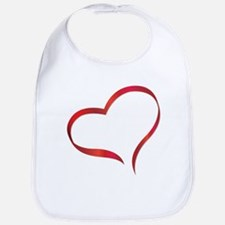 Heart Bib