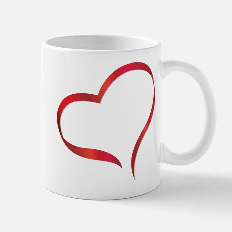 Heart Small Small Mug