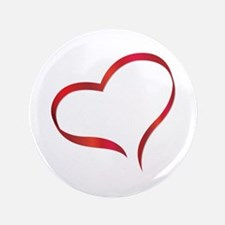 "Heart 3.5"" Button"