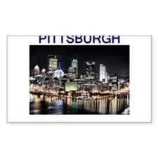 pittsburgh gifts and tee-shir Decal