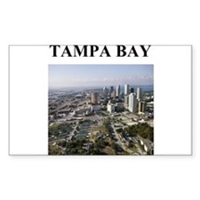 tampa bay gifts and t-shirts Decal