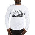 Chicago My Town Long Sleeve T-Shirt