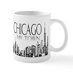 Chicago My Town Mug