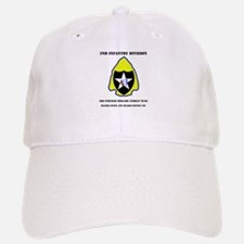 Headquarter and Headquarters Coy with Text Baseball Baseball Cap