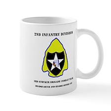 Headquarter and Headquarters Coy with Text Mug