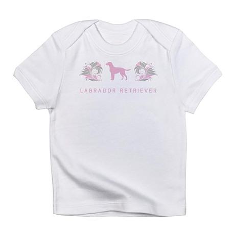 """""""Elegant"""" Labrador Retriever Infant T-Sh"""