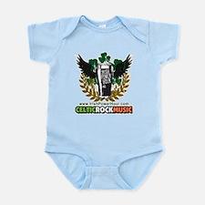 Irish Power Hour Logo Infant Bodysuit