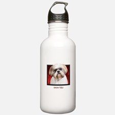 Shih Tzu Sports Water Bottle