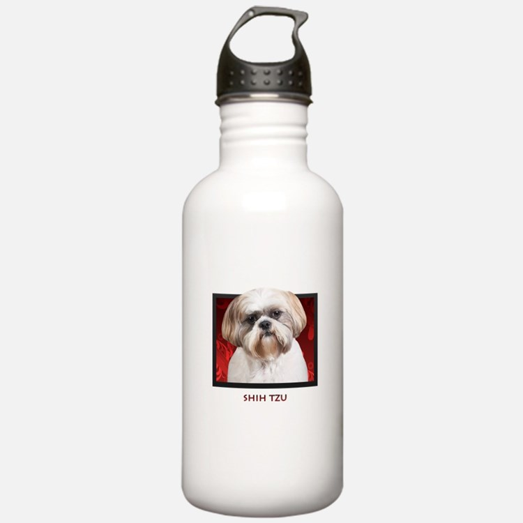 Shih Tzu Water Bottle