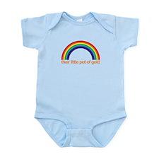 Infant Bodysuit | their little pot of gold