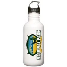 National Park Nerd Water Bottle