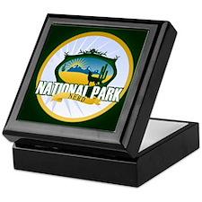 National Park Nerd Keepsake Box