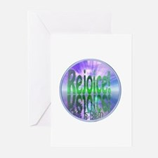 Rejoice! Greeting Cards (Pk of 10)