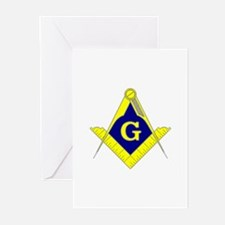 Masonic Greeting Cards (Pk of 20) Greeting Cards (