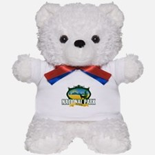 National Park Nerd Teddy Bear