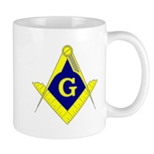 Cute Compass square Mug
