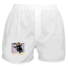Goat to Hell Boxer Shorts