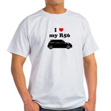 I Love My R56 Mini T-Shirt