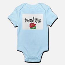 proud gg Infant Bodysuit