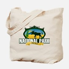 Natl Park Nerd (Ver 2) Tote Bag