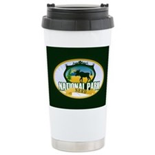 Natl Park Nerd (Ver 2) Travel Mug