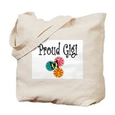 Proud Gigi Tote Bag