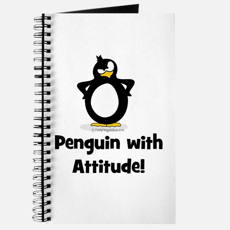 Penguin with Attitude! Journal