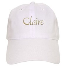 Claire Gold Baseball Cap