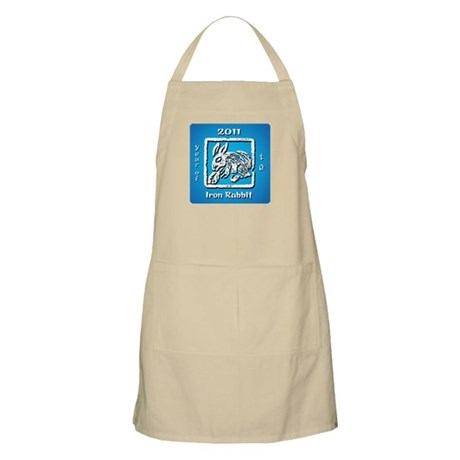 2011: Iron Rabbit Apron