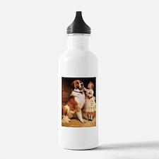 Trust by Charles Burton Barber Water Bottle