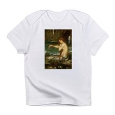 Mermaid by JW Waterhouse Infant T-Shirt