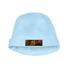 Vintage Angel by Durer baby hat