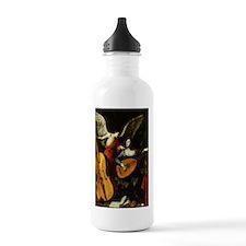 Saint Cecilia and Angel, Saraceni Sports Water Bottle