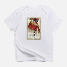 Vintage 4th of July Infant T-Shirt