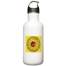 Vintage Celestial, Smiling Sun Water Bottle