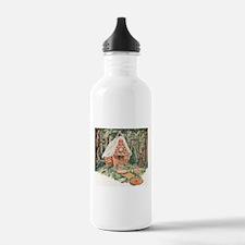 Vintage Hansel and Gretel Water Bottle