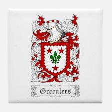 Greenlees Tile Coaster
