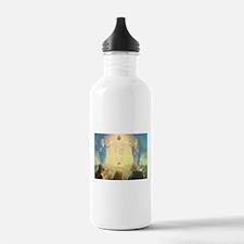 Vintage Jesus Christ Water Bottle