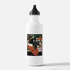 Vintage Fancy Foods Water Bottle