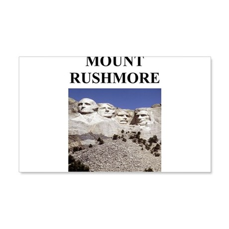 mount rushmore gifts and t-sh 22x14 Wall Peel