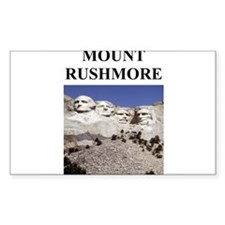 mount rushmore gifts and t-sh Decal