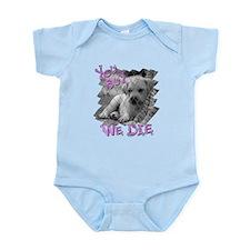 You Buy We Die Infant Bodysuit