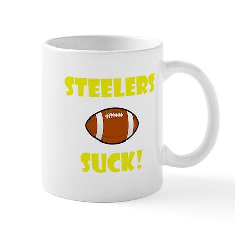 Steelers Suck! Mug